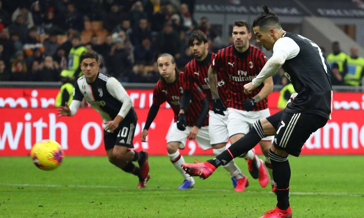 Pronostico Juventus – Milan