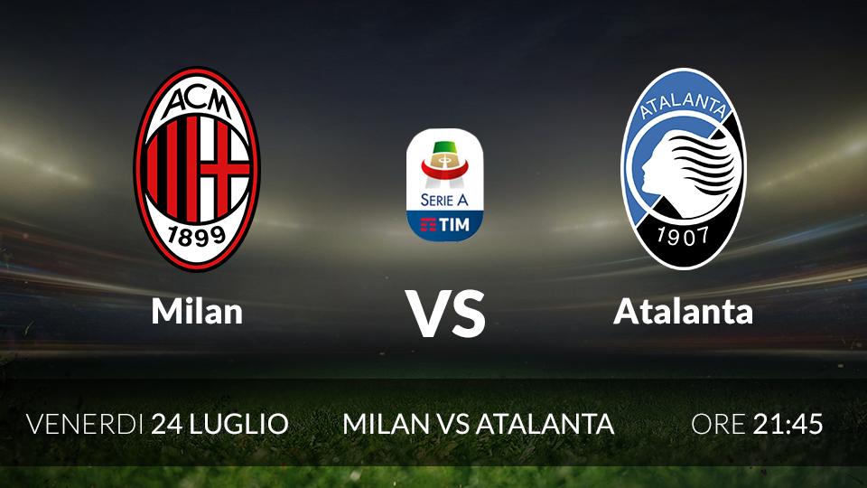 Pronostico Milan – Atalanta