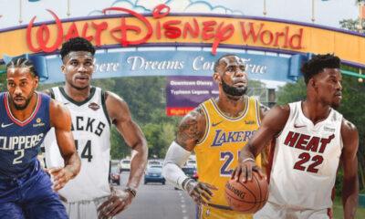La ripresa dell'NBA