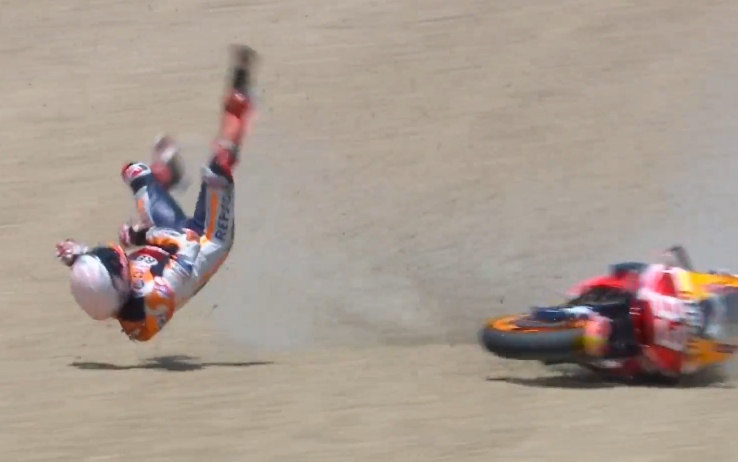 Il weekend di MotoGP