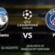Pronostico Atalanta – PSG