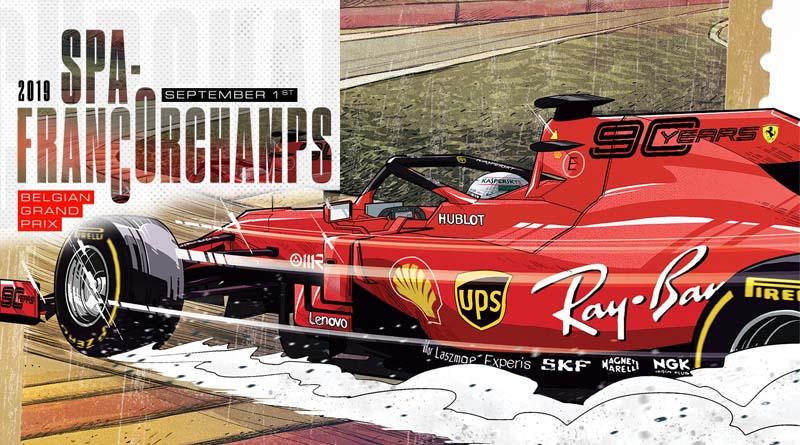 Formula Uno: pronostico GP di Belgio