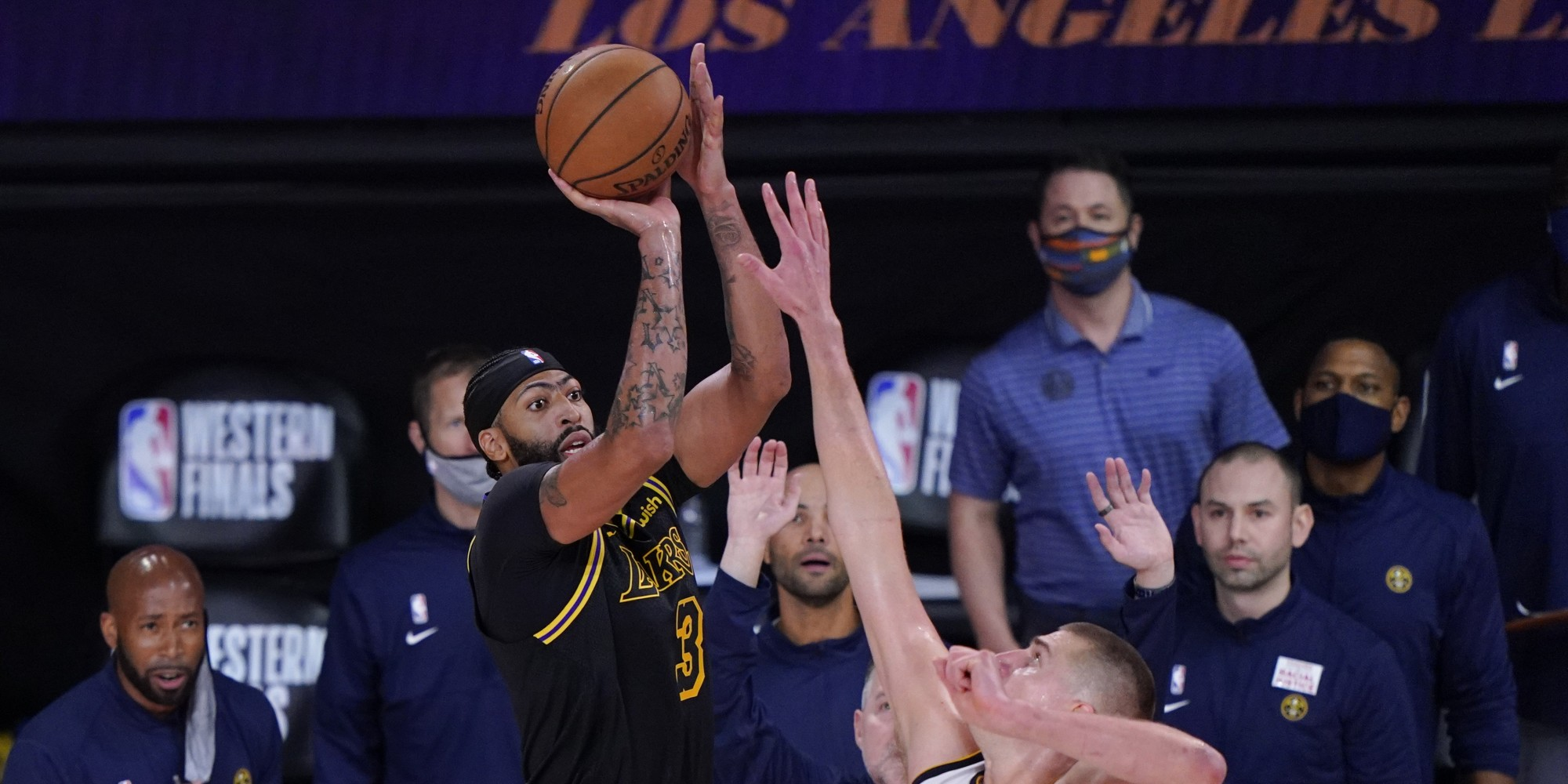 Analisi Los Angeles Lakers – Denver Nuggets