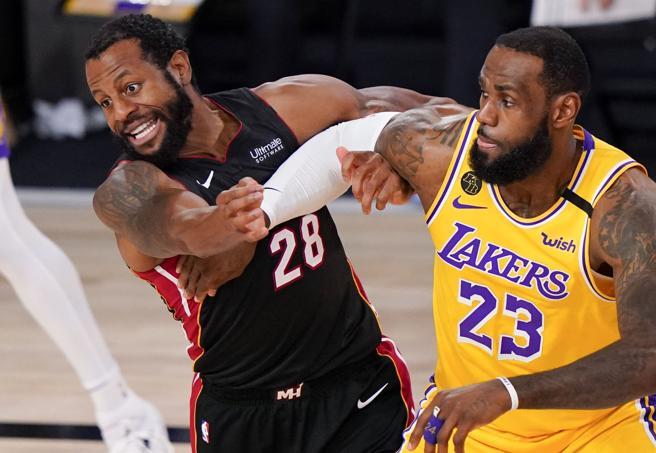 Los Angeles Lakers – Miami Heat: Gara 5